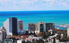 Najpopularniejsze destynacje: Soczi (miniaturka miasta)