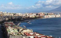 Nejlepší destinace: Neapol (miniatura města)