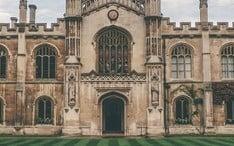 Legnépszerűbb célállomások: Cambridge (A város kicsinyített nézete)