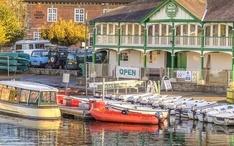 Top destinationer: Stratford-upon-Avon (By miniaturebillede)