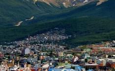 Nejlepší destinace: Ushuaia (miniatura města)