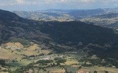 Najpopularniejsze destynacje: Bagno di Romagna (miniaturka miasta)