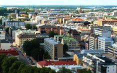 Destinazioni Principali: Turku (miniatura della città)
