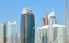 Naj destinácie: Dubaj (miniatúra mesta)