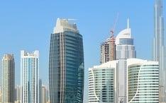 Самые популярные направления: Дубай (уменьшенное изображение города)