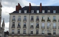 En Popüler Varış Noktaları: Nantes (şehir küçük resmi)