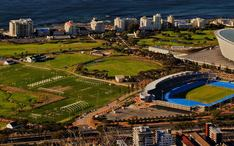 Самые популярные направления: Кейптаун (уменьшенное изображение города)