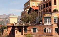 Principales destinos: Sorrento (miniatura de la ciudad)