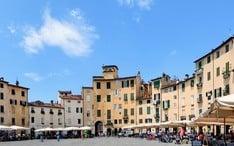 Suosituimmat kohteet: Lucca (kaupungin kuvake)
