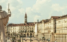 Naj destinácie: Turín (miniatúra mesta)