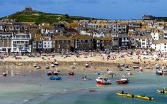 Top destinationer: Cornwall (By miniaturebillede)