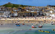 Legnépszerűbb célállomások: Cornwall (A város kicsinyített nézete)