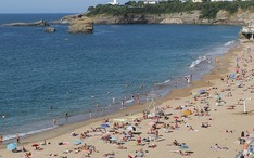 Najpopularniejsze destynacje: Biarritz (miniaturka miasta)
