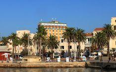 Legnépszerűbb célállomások: Alghero (Szardínia) (A város kicsinyített nézete)