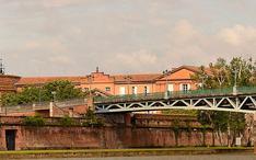 Top destinationer: Toulouse (By miniaturebillede)