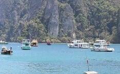 Principals destinacions: Phuket (miniatura de la ciutat)