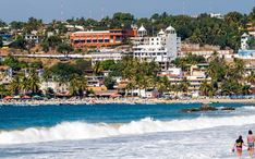 Principais destinos: Puerto Escondido (city thumbnail)