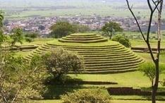Destinazioni Principali: Guadalajara (miniatura della città)