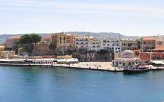 Principais destinos: Chania (Creta) (city thumbnail)
