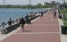 Legnépszerűbb célállomások: Burlington (A város kicsinyített nézete)
