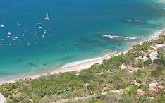 Principales destinos: Playa Tamarindo (miniatura de la ciudad)