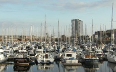 Destinazioni Principali: Swansea (miniatura della città)