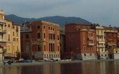 Nejlepší destinace: Sestri Levante (miniatura města)
