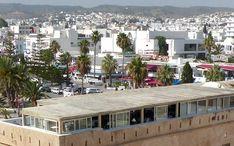 Principales destinos: Hammamet (miniatura de la ciudad)