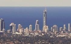 Principales destinos: Gold Coast (miniatura de la ciudad)