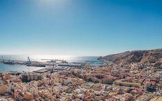 En Popüler Varış Noktaları: Almeria (şehir küçük resmi)