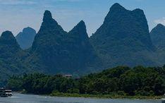 Principales destinos: Yangshuo (miniatura de la ciudad)