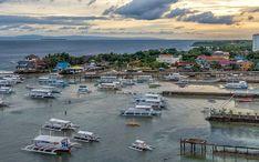 Principales destinos: Lapu-Lapu City (miniatura de la ciudad)