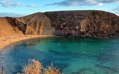 Topp destinasjoner: Lanzarote (by miniatyrbilde)
