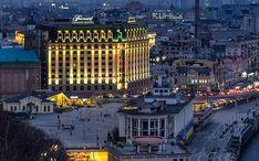 Legnépszerűbb célállomások: Dnipro (A város kicsinyített nézete)