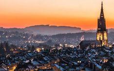 Legnépszerűbb célállomások: Bern (A város kicsinyített nézete)