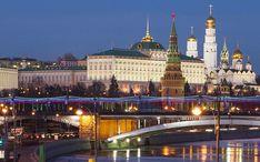 En Popüler Varış Noktaları: Moskova (şehir küçük resmi)