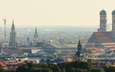 Najpopularniejsze destynacje: Monachium (miniaturka miasta)