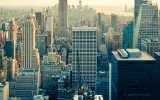 Nejlepší destinace: New York (miniatura města)