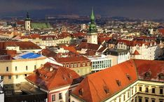 Самые популярные направления: Брно (уменьшенное изображение города)
