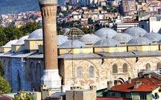 Nejlepší destinace: Bursa (miniatura města)