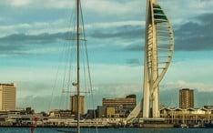 Topp destinasjoner: Portsmouth (by miniatyrbilde)