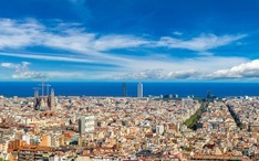 Top Destinations: Barcelona (city thumbnail)