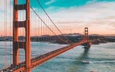 Legnépszerűbb célállomások: San Francisco (A város kicsinyített nézete)