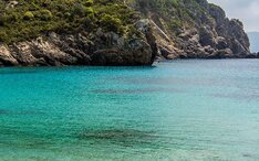 Naj destinácie: Korfu (miniatúra mesta)