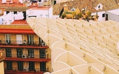Naj destinácie: Sevilla (miniatúra mesta)