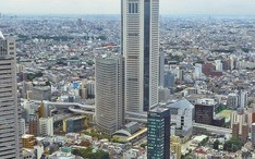 Suosituimmat kohteet: Tokio (kaupungin kuvake)
