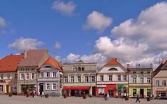 Najpopularniejsze destynacje: Polska (miniaturka miasta)