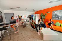 ห้องแบบสตูดิโอในบ้านพักนักเรียน, Accent Francais, มงต์เปลลิเย่ร์ - 1