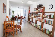 อพาร์ทเมนท์ของโรงเรียน, Dominican Language School, ซานโตโดมิงโก