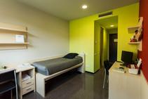 หอพักนักศึกษา Agora, Expanish, บาร์เซโลนา